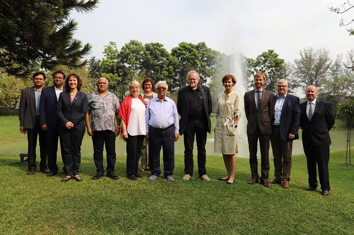 Members of German Parliament Visit BEXIMCO