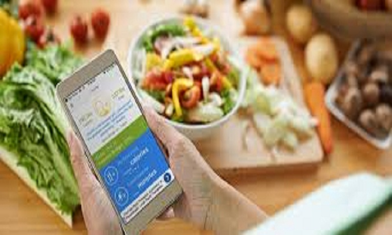 Dietary self-monitoring takes less than 15 minutes a day