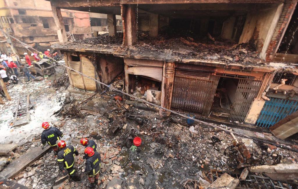 Chawkbazar fire: Another victim dies at DMCH