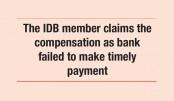 ITFC demands $19,000  damages from BPC