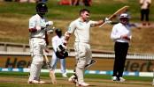 Kiwi batsmen dominate in Hamilton