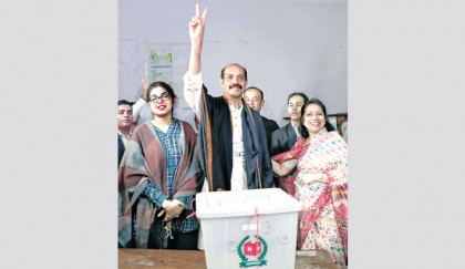 Atiqul takes unbeatable lead in DNCC by-polls