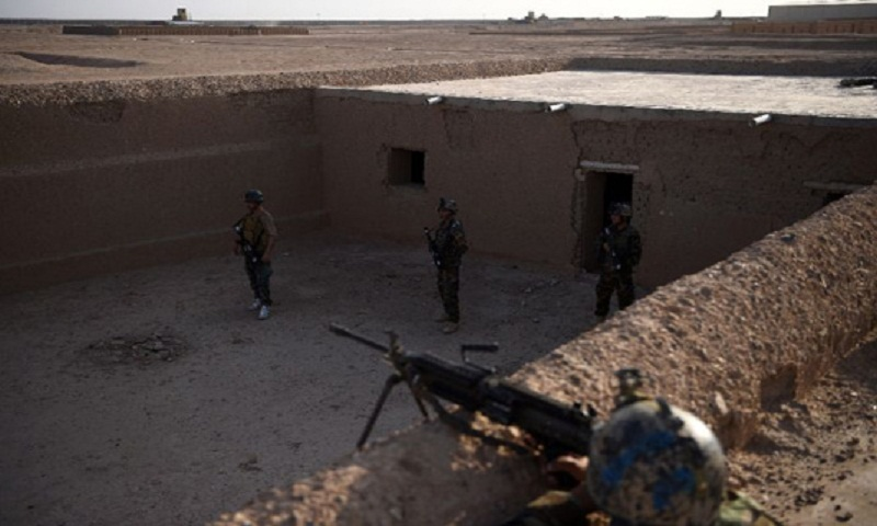 At least 23 Afghan security forces killed in Taliban attack on US-Afghan base
