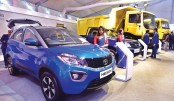 Indo-Bangla Automotive    Show starts at ICCB