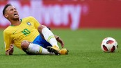 Neymar uses 'tactic' to avoid contact, doesn't dive - father