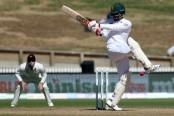 Bangladesh 174-4, trail New Zealand by 307 runs at stumps