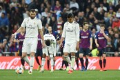 Madrid pride on line in 2nd straight 'clasico' against Barca