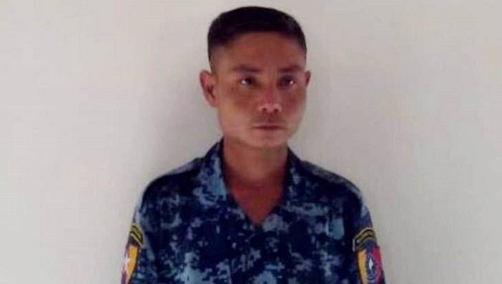 Bangladesh hands over detained Myanmar BGP man