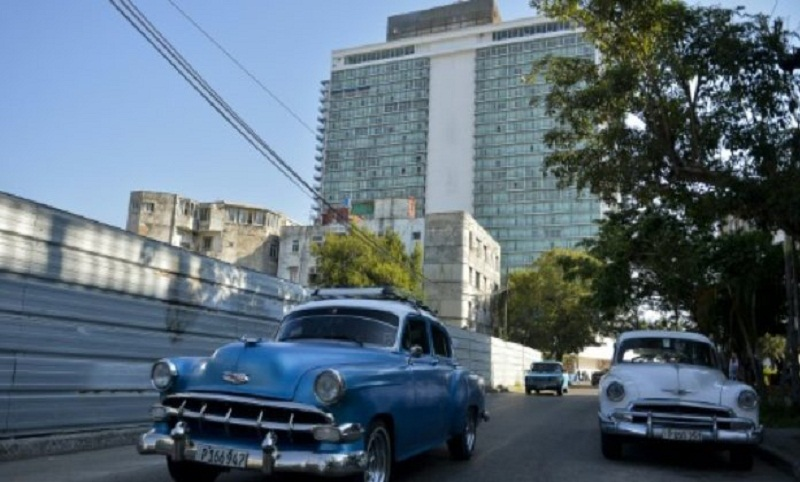 US threat looms over foreign firms trading with Cuba