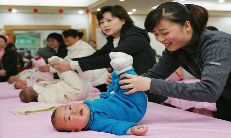 Why Chinese mothers turned away from C-sections