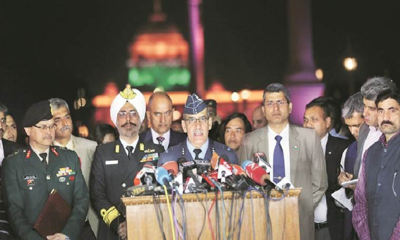 From Pulwama to Balakot: A new Line of Control