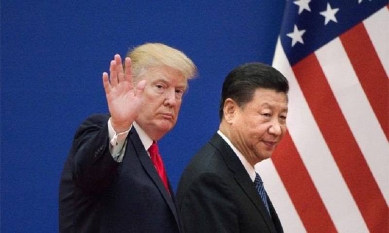 Donald Trump asks China to lift all US agricultural tariffs