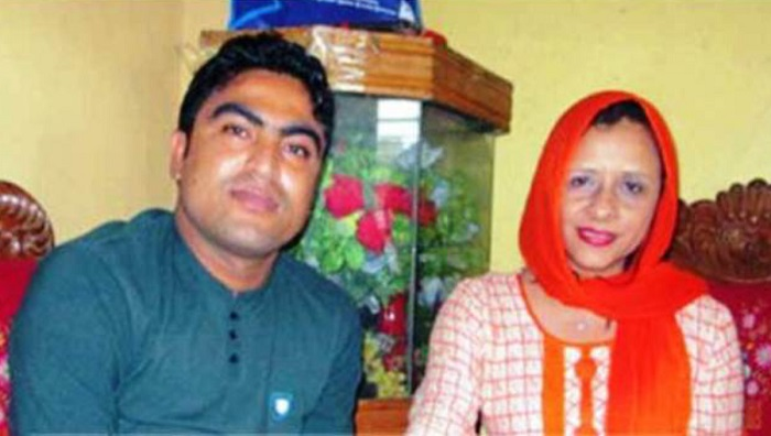 Brazilian Lucy comes to Sylhet, ties knot with Bangladeshi Ansar man