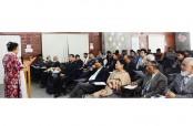 Seminar on Sustainable Development Goal: SDG 9 held at IUBAT