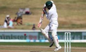 Tigers bat against NZ in 1st Test of Day 4