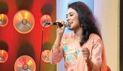 Pushpita to perform in 'Golden Song' tonight