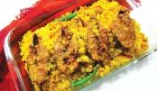Khichuri With Chinigura Rice