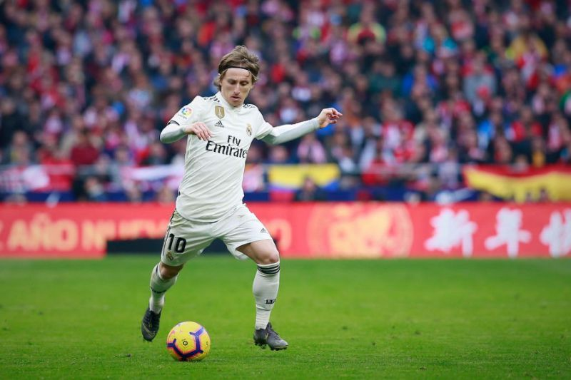Modric says others needed to step up when Ronaldo left