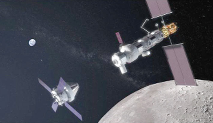 Gateway Moon station: Canada joins Nasa space project