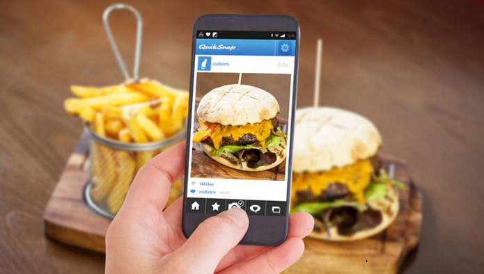 Social media could increase children's unhealthy food intake