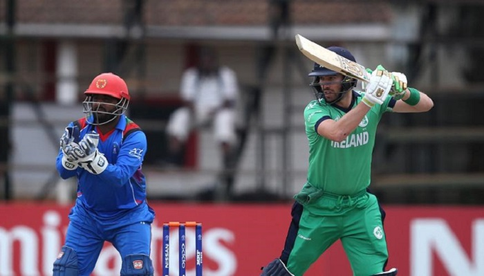 Balbirnie century guides Ireland to victory over Afghanistan
