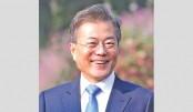 Moon calls for new  US-N Korea denuke talks