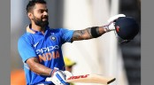 Kohli ton steers India to 250 against Australia