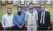Mashrafe made Pran Drinking Water brand ambassador for 3rd time