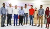 Apex handed over the Prize to the lucky winners of Valentine's Day Contest