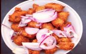 'Piyaju' the popular snack of Bangladesh