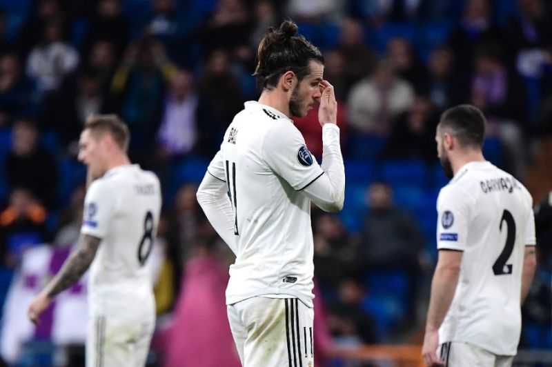 Ragged Real Madrid stunned by Ajax in Champions League