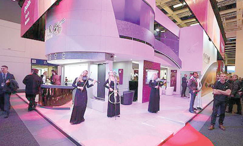 Qatar Airways to unveil enhanced economy class product at ITB Berlin