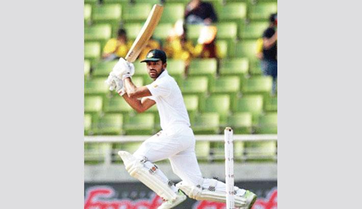 Second innings heroics bolster Shadman