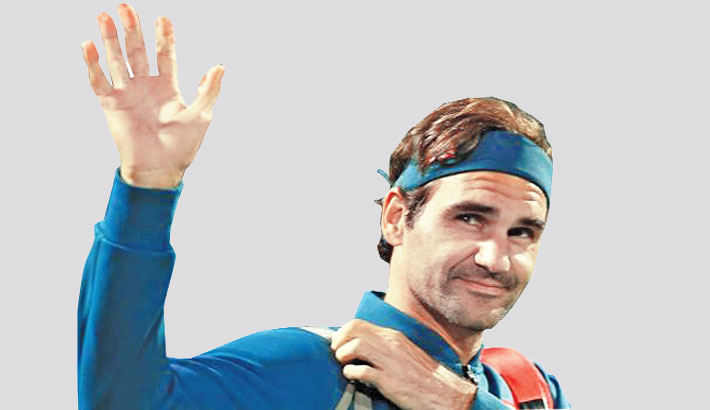Federer rises in rankings