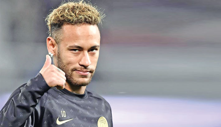 Neymar hints Real Madrid move