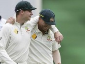 Warne says Australia can win World Cup with Smith and Warner