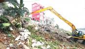 Despite resistance, BIWTA goes tough with land grabbers