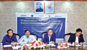 Workshop on preparation of floods held