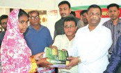 Educational equipment among the poor students