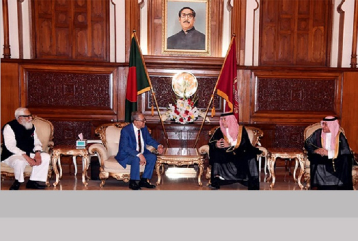 Saudi Arabia keen to boost commerce, investment ties with Bangladesh