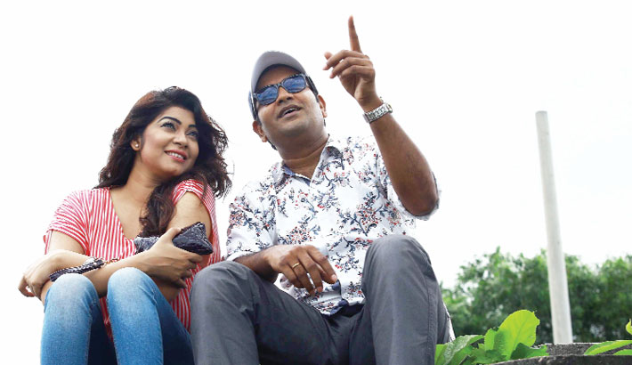 Shob kichhu Bhenge Jai, a social awareness telefilm, will be aired on ATN Bangla at 11:00pm tonight