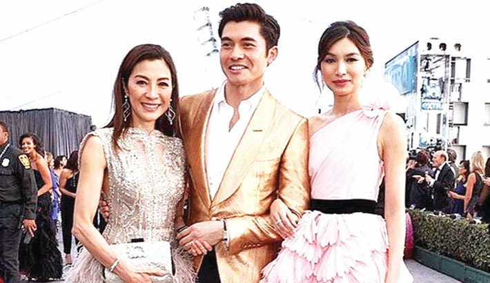 Crazy Rich Asians sequels will be shot back-to-back in 2020: Chan