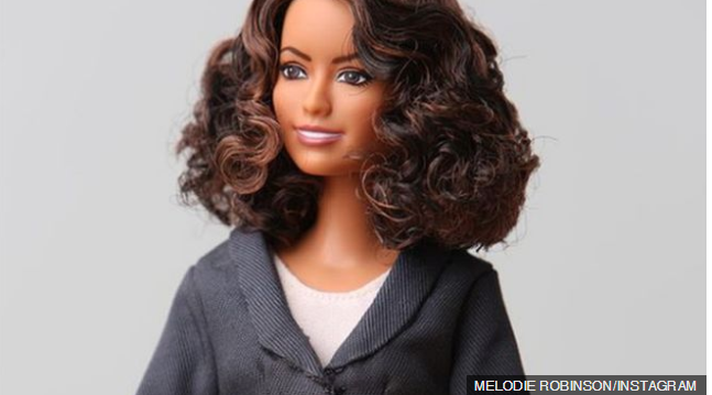 Barbie releases first ever Maori doll modelled on a journalist