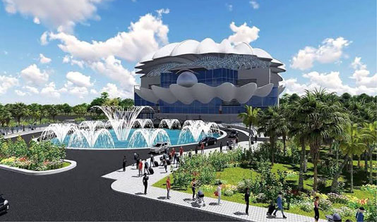 Cox's Bazar rail-station to be shaped of oyster