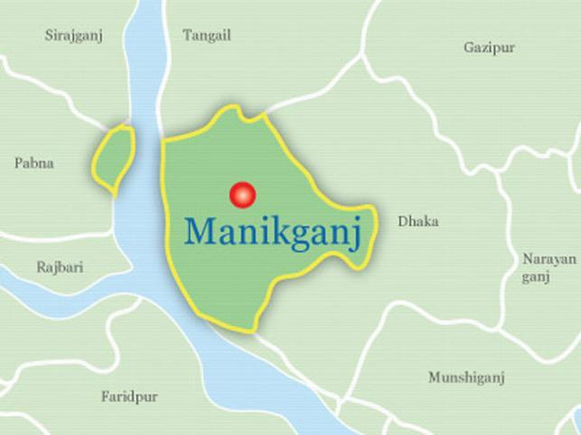Two killed in Manikganj road crash
