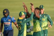 Kagiso Rabada steers South Africa to victory over Sri Lanka