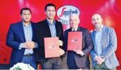 Albion, Segafredo sign franchise agreement