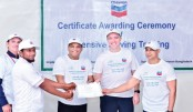 Chevron inaugurates road safety programme