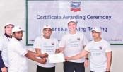Chevron inaugurates road safety awareness programme