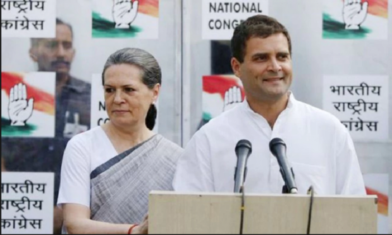 Congress first list: Sonia Gandhi to contest from Rae Bareli, Rahul from Amethi